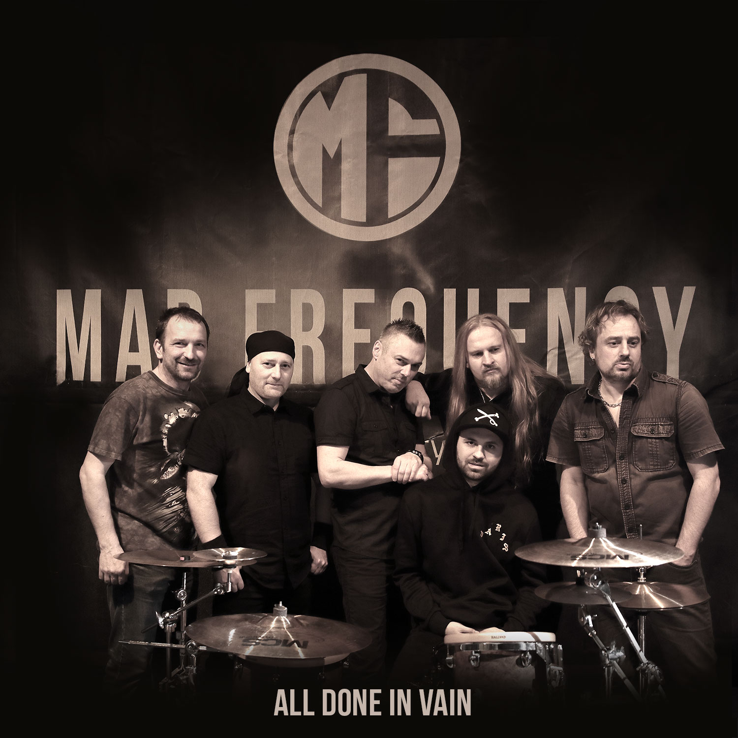 MAD FREQUENCY - ALL DONE IN VAIN