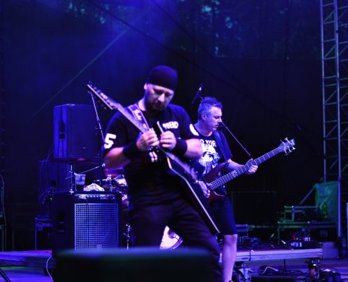 Mad Frequency - Rock Beskyd Fest 4.8. 2018